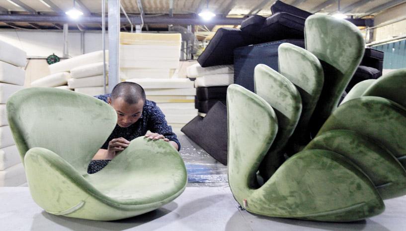 Nhân viên kiểm soát chất lượng nội thất