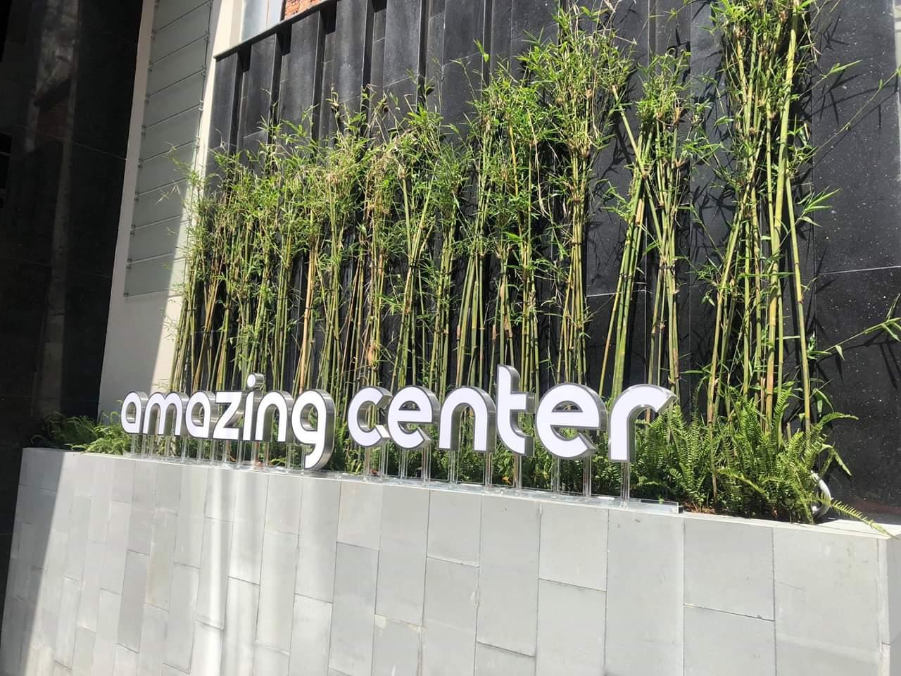 Amazing center