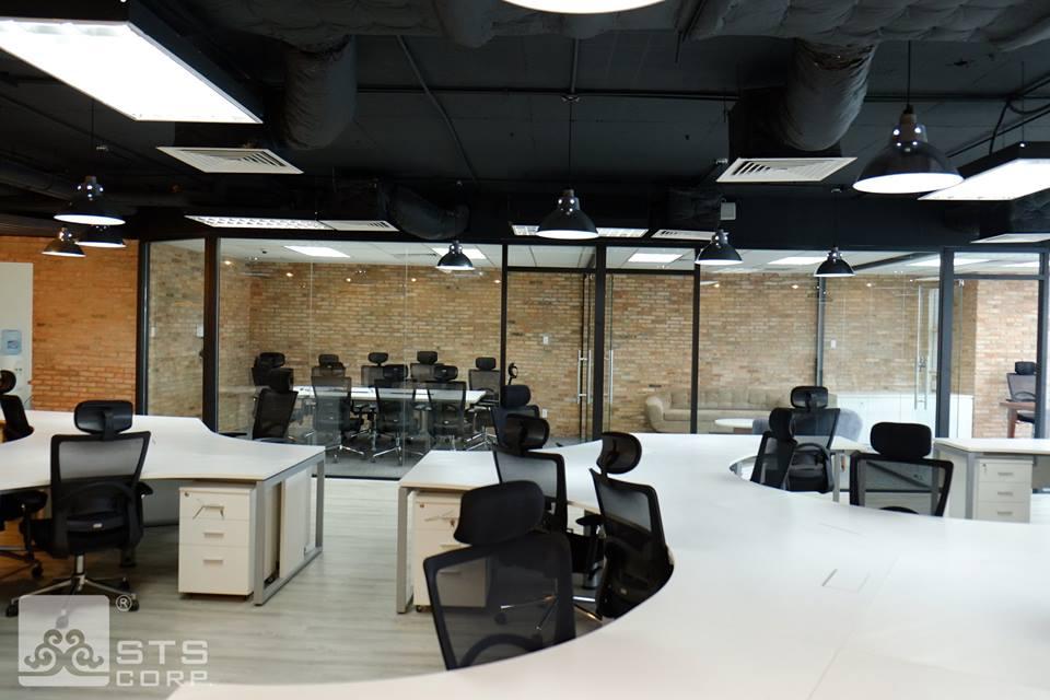Dự án của STS Corp tại Etown Office