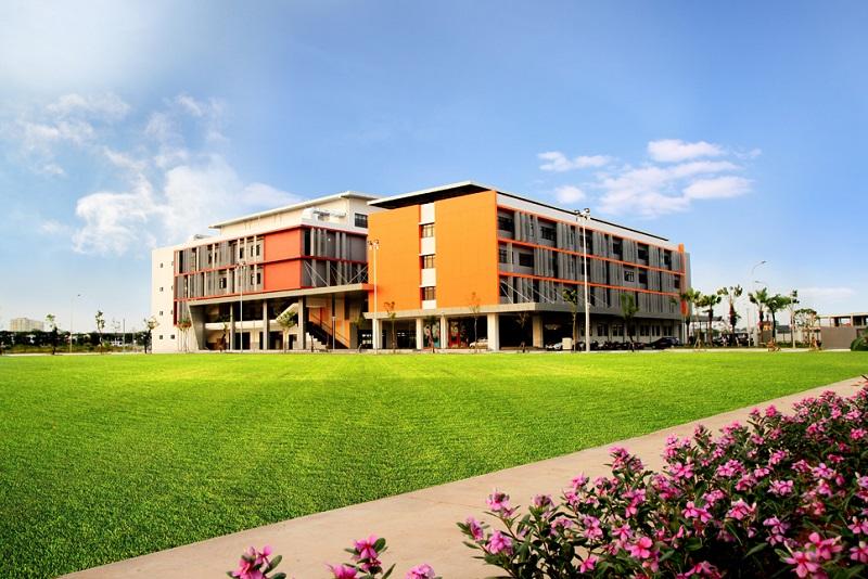 Trường Mẫu giáo quốc tế KinderWorld