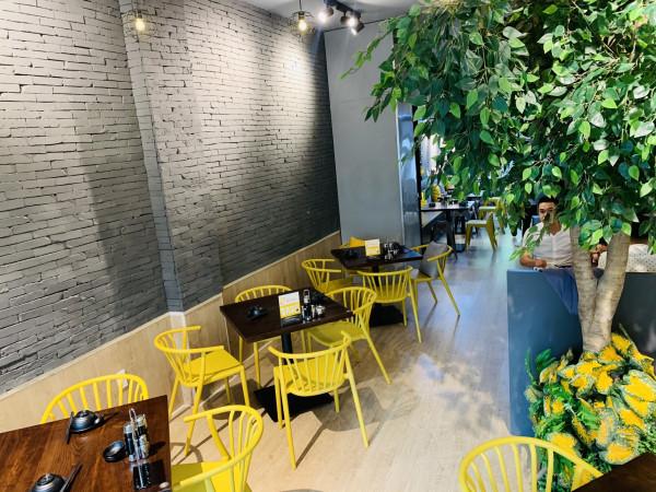 Các dự án nhà hàng, quán ăn