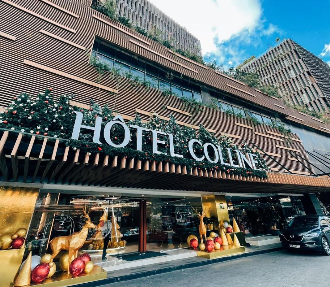 Colline Hotel_Đà Lạt