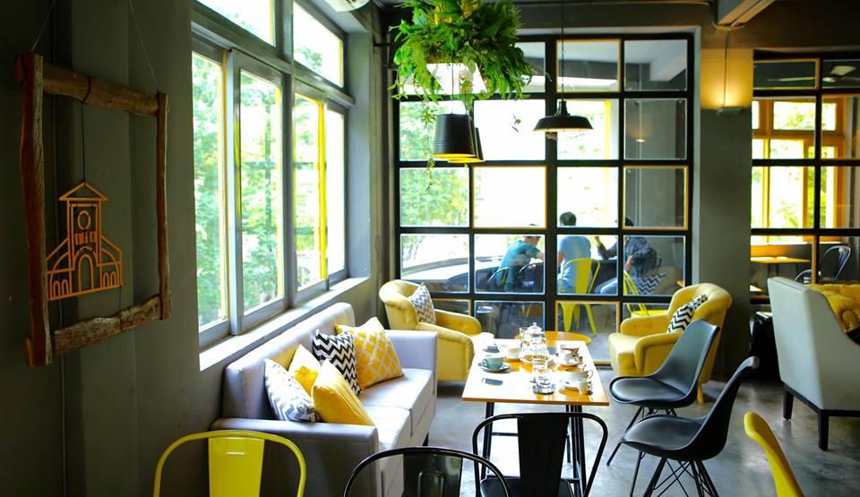 Các dự án quán cafe/ coffee