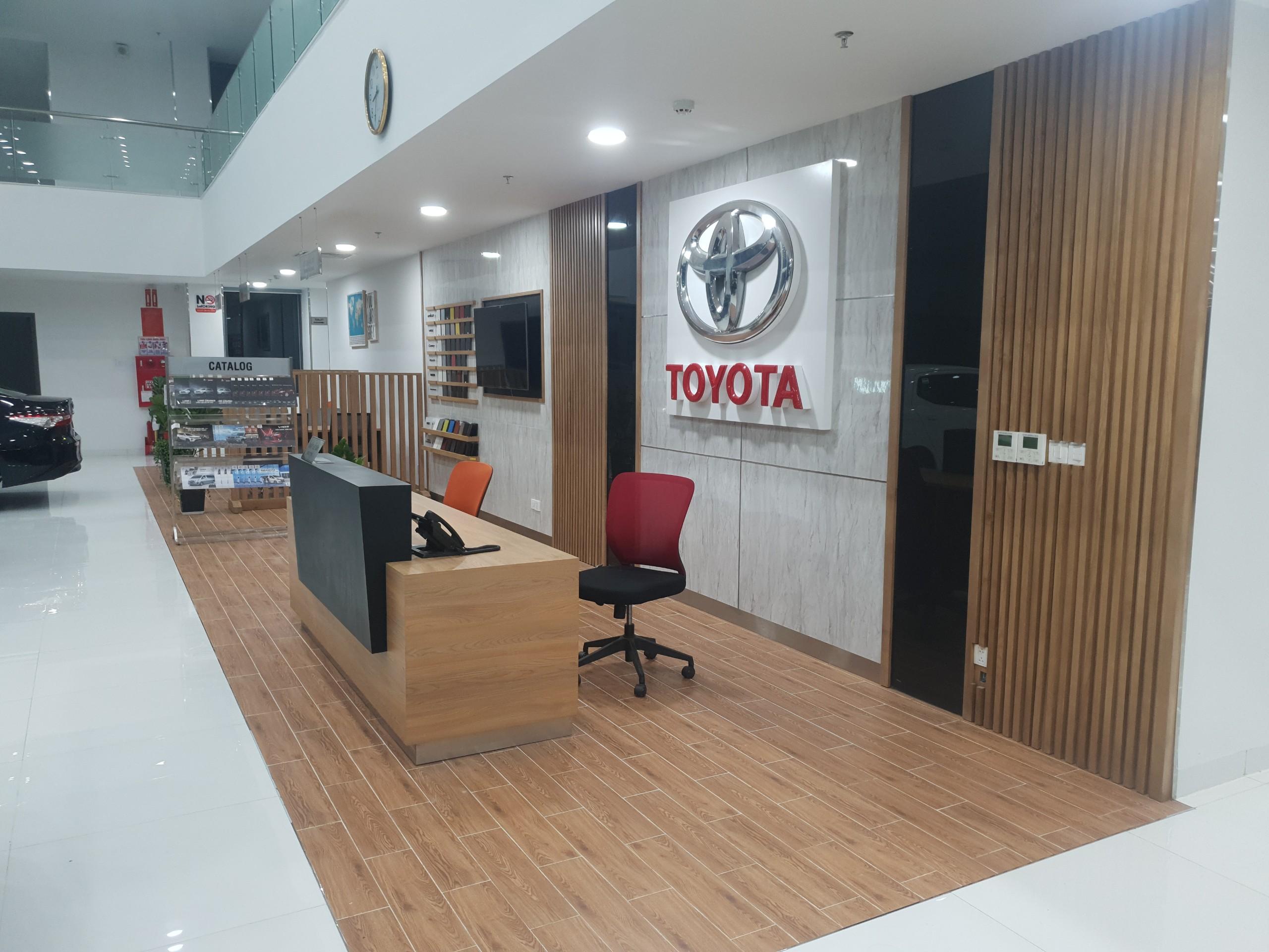Dự án Toyota Thủ Đức